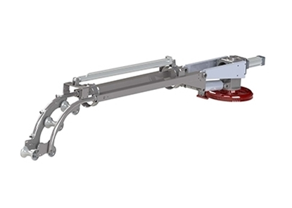 "6"" Fully Hydraulic Suction Boom - 320 Degree"