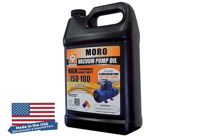 Moro Vacuum Pump Oil 1 Case